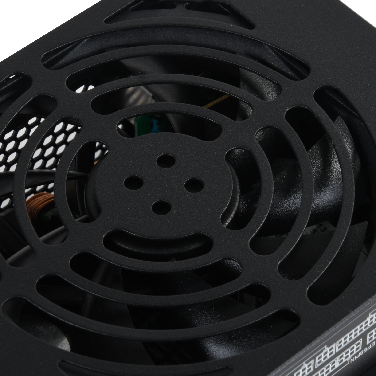 Silent running 92mm fan with 18 dBA minimum